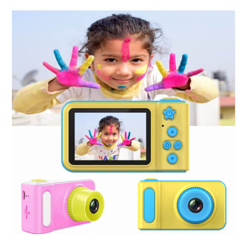 cheap Toddler Drop Safe Digital Camera