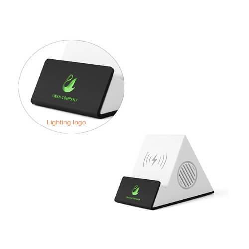 buy online custom print wireless charging stand
