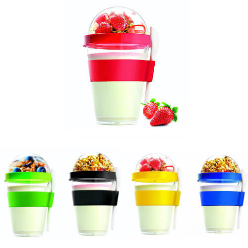 yogurt to go container for promotional use in singapore