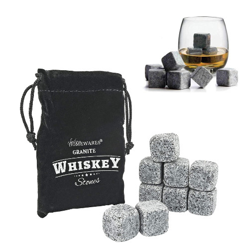 cheap whisky stone ice cube with custom printing wholesale