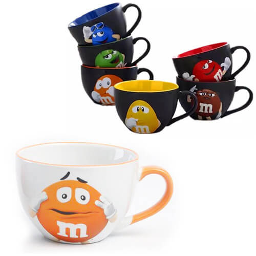 Classic printed coffee mug singapore wholesaler