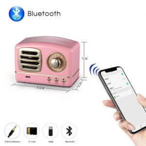 bulk purchase retro bluetooth speaker singapore