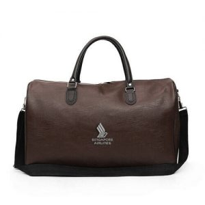 Zalyn PU Leather Travel Bag