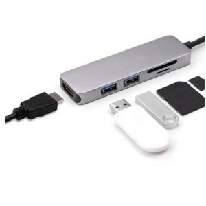 promotional usb multiport adaptor for singapore use
