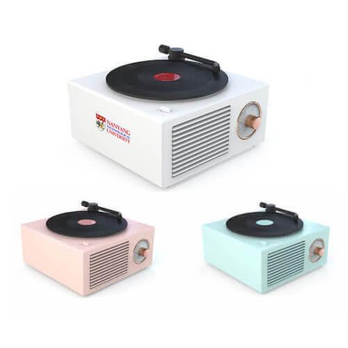 premium retro bluetooth speaker singapore wholesaler