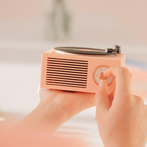 premium retro bluetooth speaker singapore wholesale online