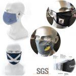 Singapore Reusable mask with custom company logo print