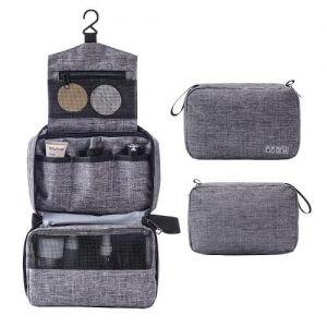 cheap toiletries bag with logo printing