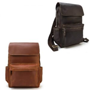 custom leather backpack singapore