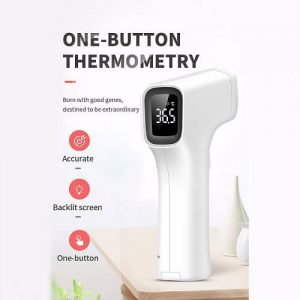 Infrared Forehead Thermometer Temperature Gun