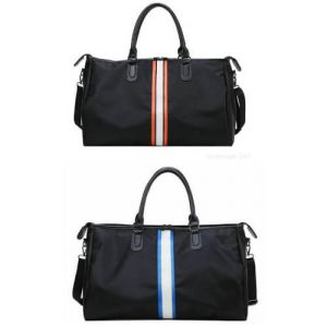 cheap custom travel duffle bag with printing wholesaler singapore