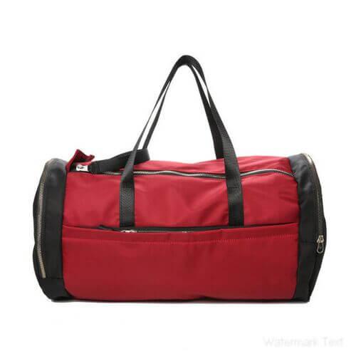 custom sports bag with company logo printing wholesale price