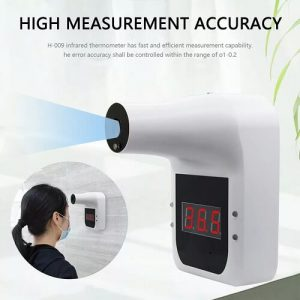 Wall Mounted Non-Contact Infrared Forehead Thermometer