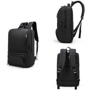 customised logo printed business backpack