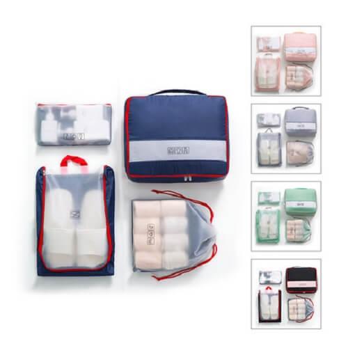 custom travel organiser bag