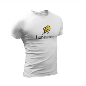 Custom T-shirt Printing with company logo print wholesaler singapore