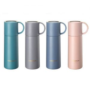 Custom Portable Vacuum Flask with logo imprint