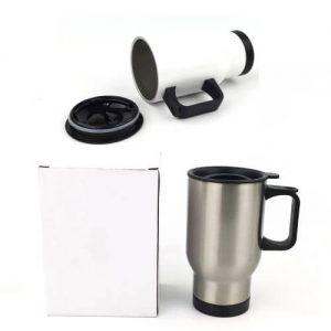 Custom Vacuum Mug with logo print