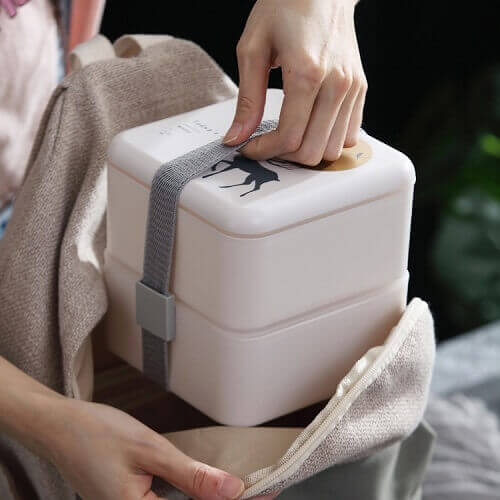 custom lunch box for gift with purchase idea singapore