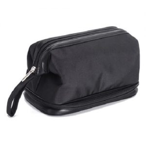 Custom Comestic Toiletries Bag as Gift with purchase premium