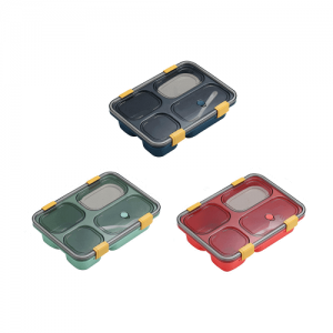 Custom logo print Food Container Bento Box