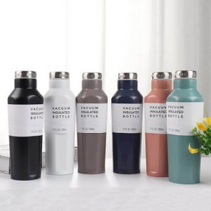 Hexagonal Vacuum Insulated Bottle Picture 3