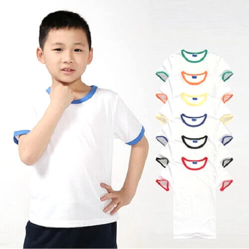 Kids size T-shirt Printing Singapore