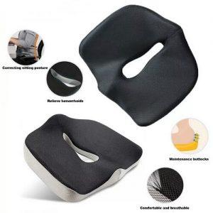 Dillian Memory Foam Orthopaedic Seat Cushion