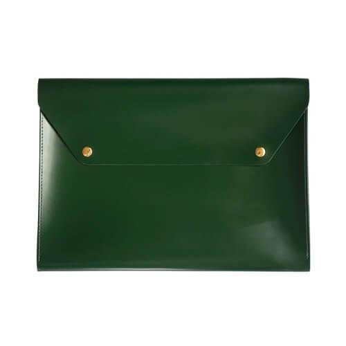 Custom PU Leather Laptop Envelop Bag Singapore Wholesale