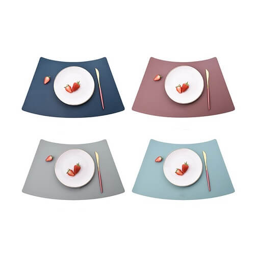 PU Leather Tableware Mat