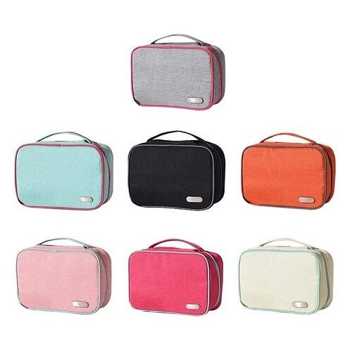Custom Portable Multifunctional Cosmetic Bag Singapore