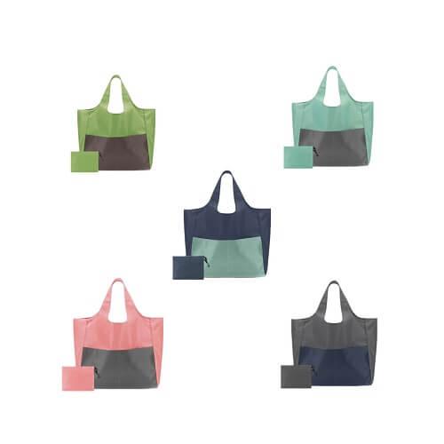 Customised Large Capacity Shoulder Bag with logo imprint