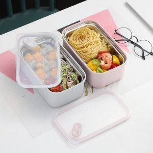 Yoko Stainless Steel Lunch Box