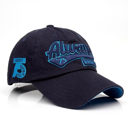 Custom 3D logo Embroidery Baseball Cap Singapore