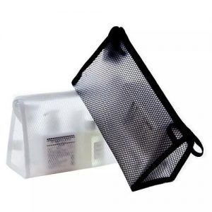 EVA Grid Travel Cosmetic Bag Main Feature 1