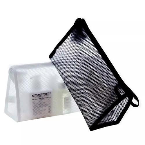 EVA Grid Travel Cosmetic Bag Main Feature 1