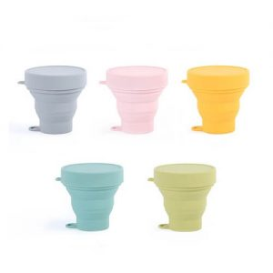 Singapore Silicone Foldable Cup