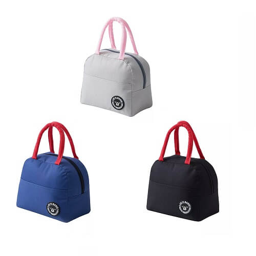 Singapore customised Functional Cooler Lunch Box Bag Main Feature 1