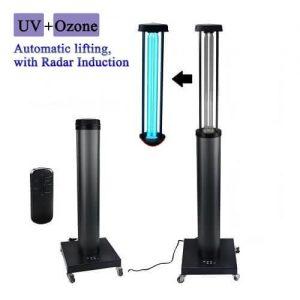 UV Ozone Ultraviolet Lamp Singapore
