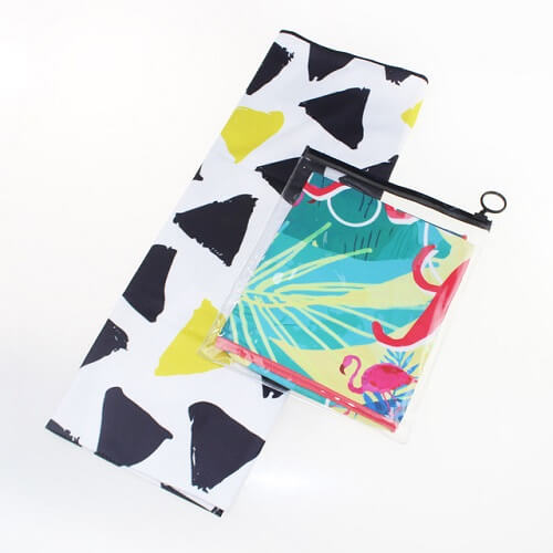 Custom-Made-Instant Cooling Gym Towel With Pouch-
