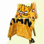 customised print cotton towel