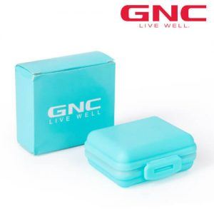 GNC gwp pill box A