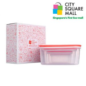 GWP 4in1 containers City Square mall1