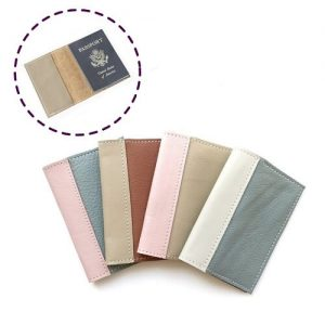 singapore Singapore custom made PU leather Passport Holder