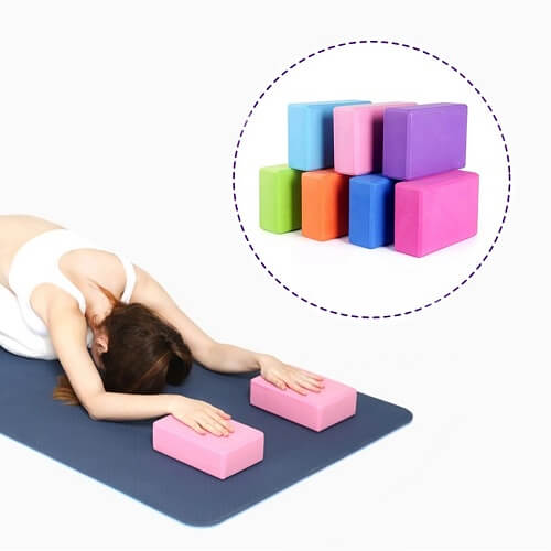 Singapore Custom Print Yoga Block