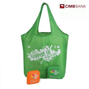 Singapore Promotional tote bag CIMB1