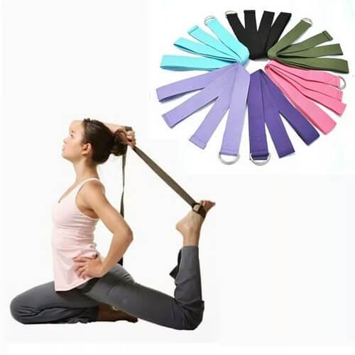 ingapore Wholesale Yoga Stretching Belt