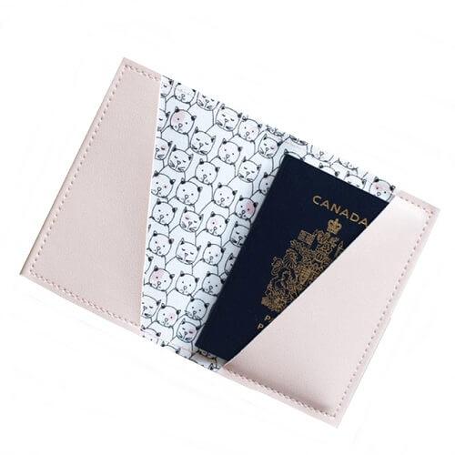 personalised passport holder singapore wholesaler