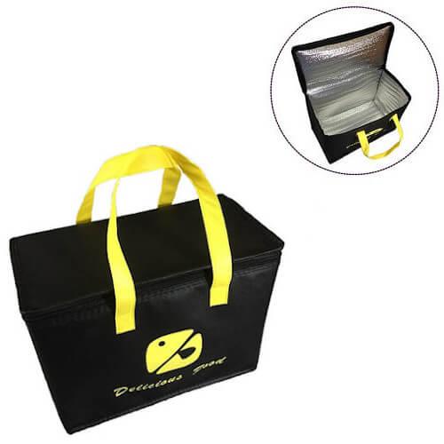 Custom Logo Print Insulated Cooler Bag
