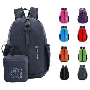 customised foldable backpack singapore